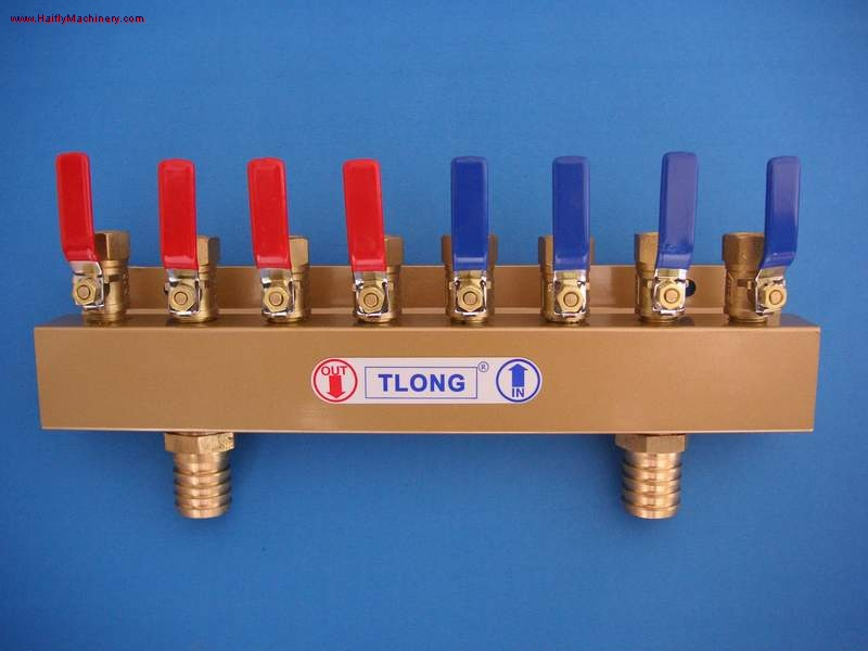Spare Parts For Injection Mould Machine Water Isolating Valve